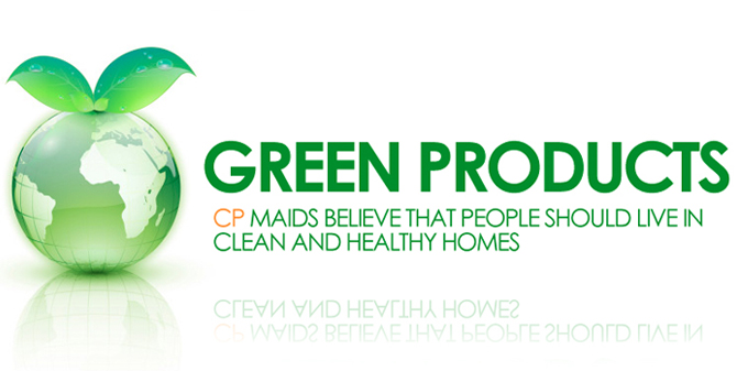 Green Products   CP Maids, Naples FL 239 601 4079